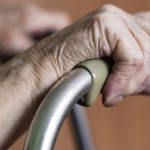 Bastone per anziani